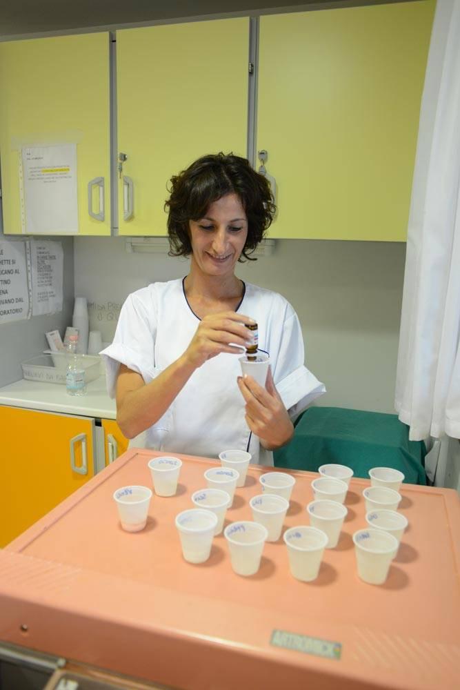 servizio medico infermieristico