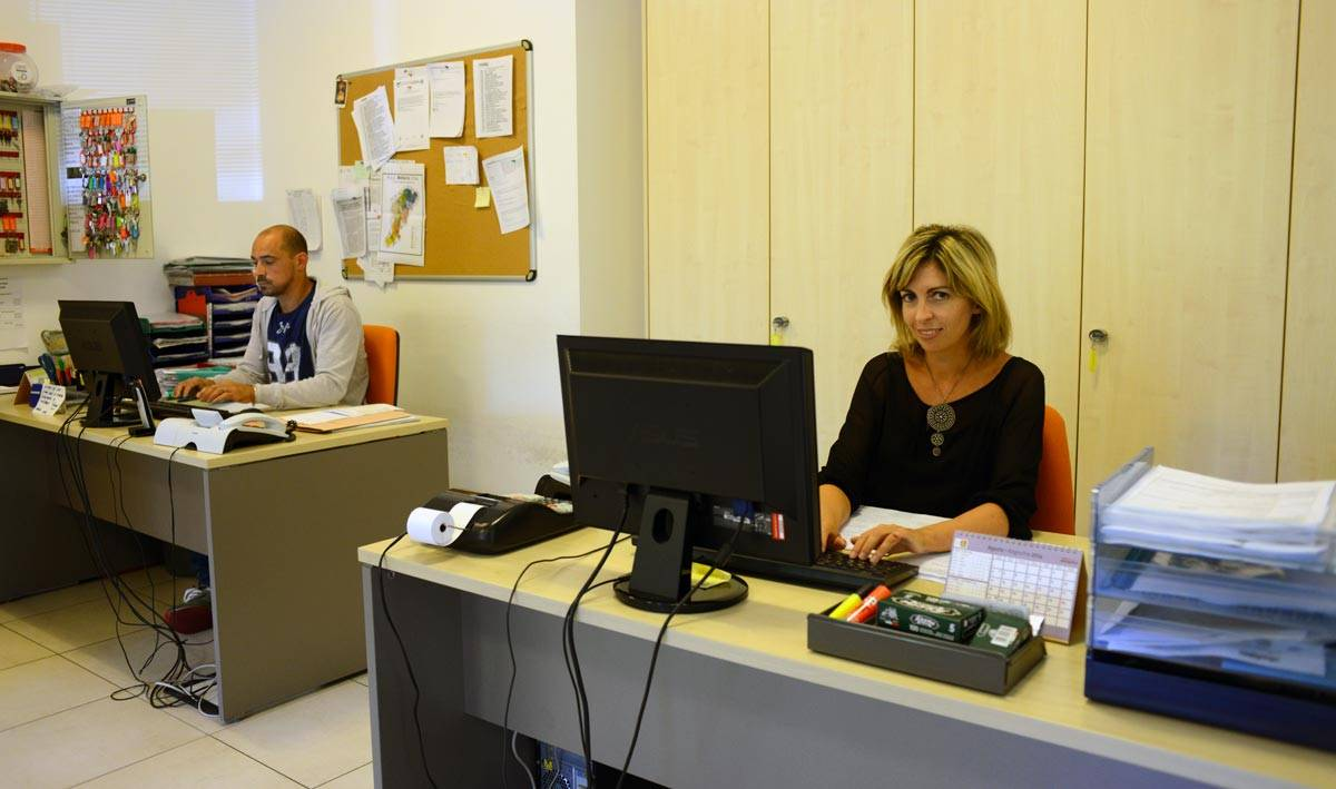servizio amministrativo