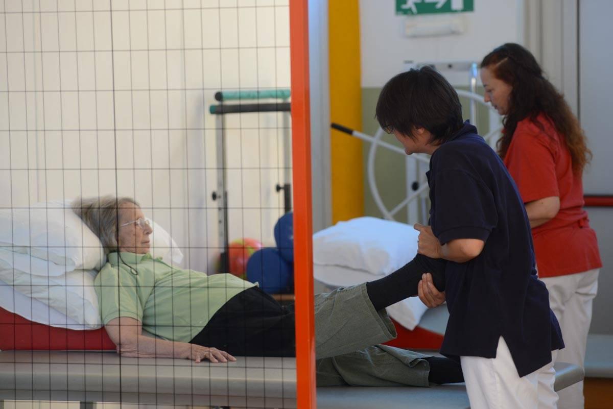 riabilitazione anziani