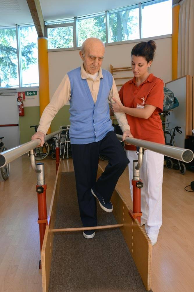 servizi riabilitativi casa riposo